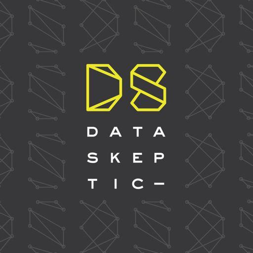 Cover art for podcast Data Skeptic