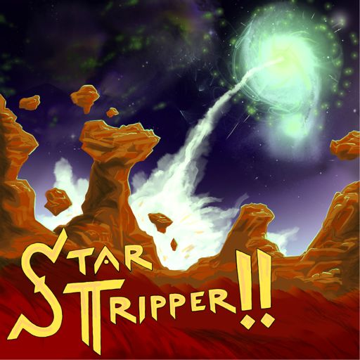 Cover art for podcast StarTripper!!