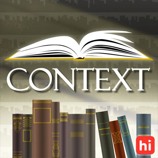 Cover art for podcast Context with Brad Harris