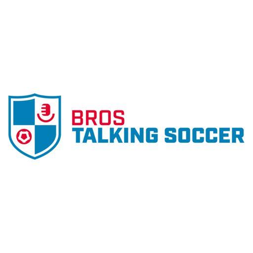 Cover art for podcast Bros Talking Soccer