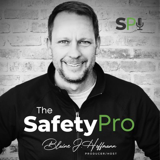 Cover art for podcast The Safety Pro Podcast