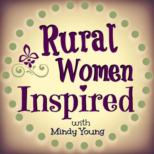 Cover art for podcast Rural Women Inspired