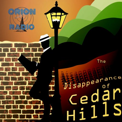 Cover art for podcast The Disappearance of Cedar Hills