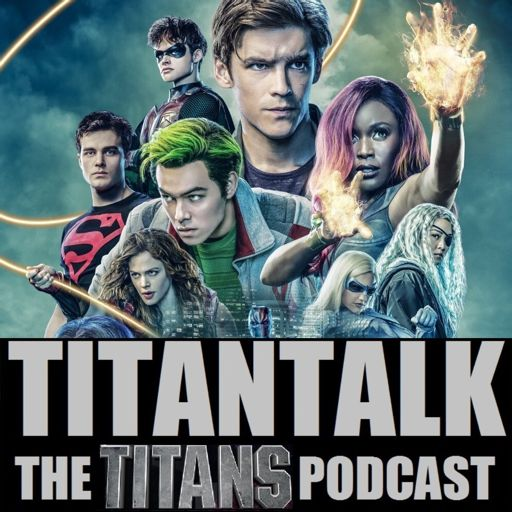 Cover art for podcast TitanTalk: The Titans Podcast