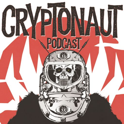 Cover art for podcast The Cryptonaut Podcast