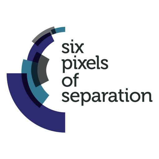 Cover art for podcast Six Pixels of Separation Podcast