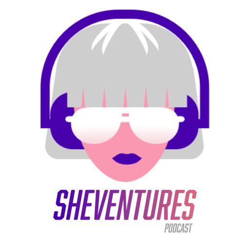 Cover art for podcast SheVentures