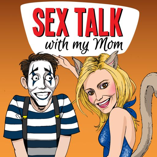 Cover art for podcast Sex Talk With My Mom