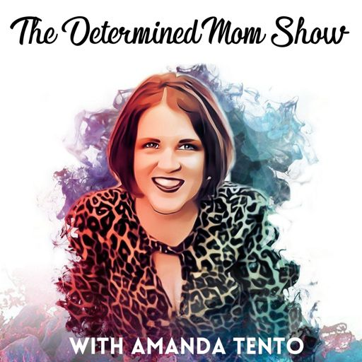 Cover art for podcast The Determined Mom Show