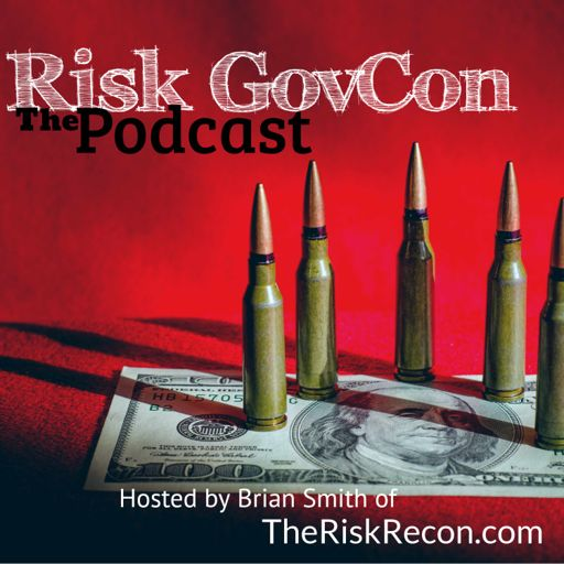Cover art for podcast The Risk GovCon Podcast