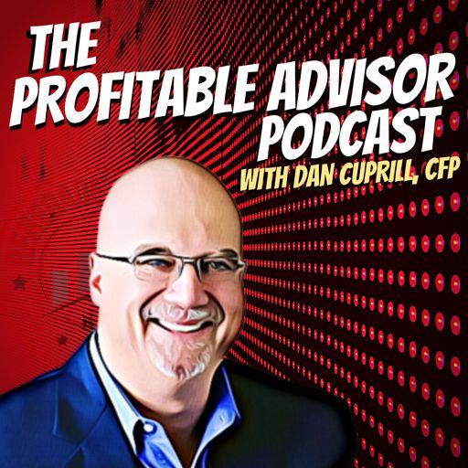 Cover art for podcast The Profitable Advisor Podcast