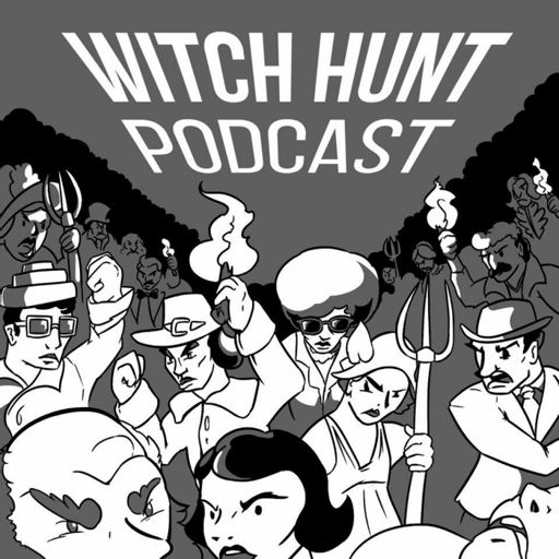 Cover art for podcast Witch Hunt Podcast