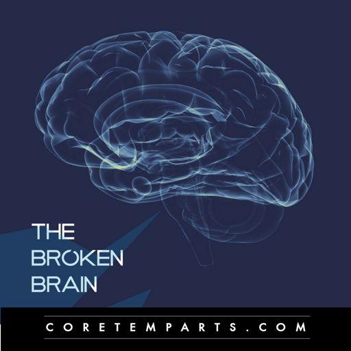 Cover art for podcast The Broken Brain™