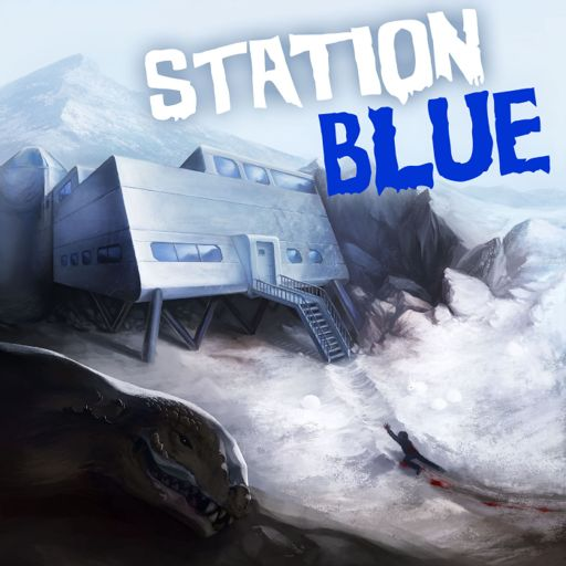 Cover art for podcast Station Blue