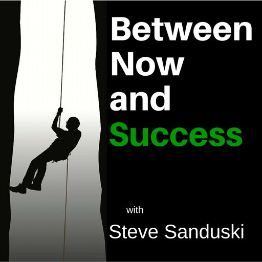 Cover art for podcast Between Now and Success