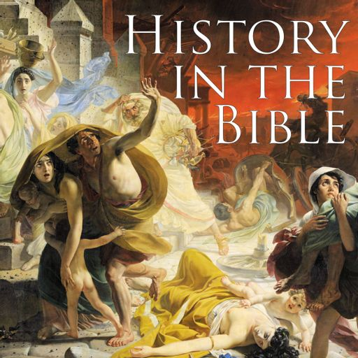 Cover art for podcast History in the Bible