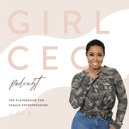 Cover art for podcast Girl CEO Podcast