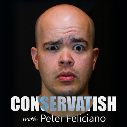 Cover art for podcast Conservatish with Peter Feliciano