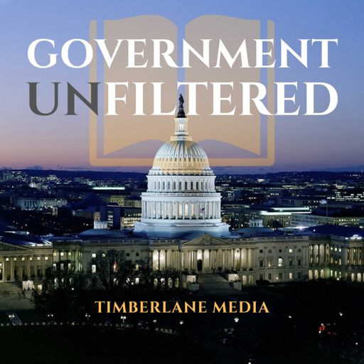 Cover art for podcast Government Unfiltered