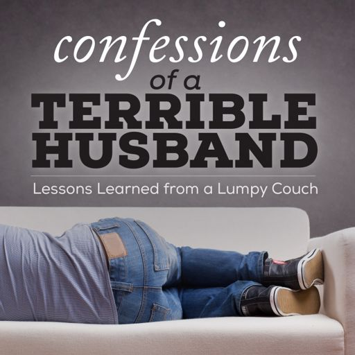 Cover art for podcast Confessions of a Terrible Husband with Nick Pavlidis