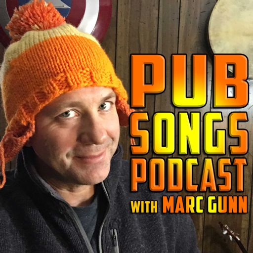 Cover art for podcast PUB SONGS & STORIES