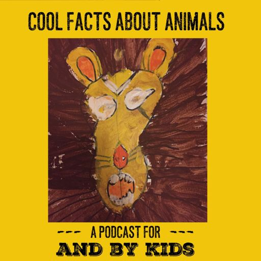 Cover art for podcast Cool Facts About Animals