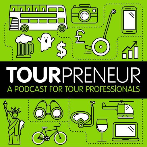 Cover art for podcast Tourpreneur