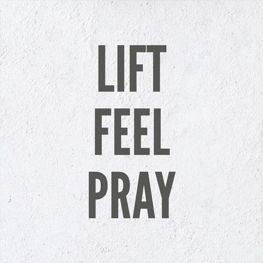 Cover art for podcast Lift Feel Pray
