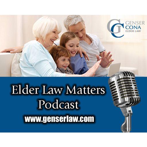 Cover art for podcast Elder Law Matters Podcast