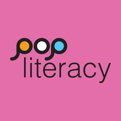 Cover art for podcast Pop Literacy