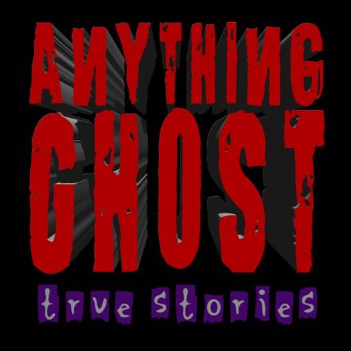 Cover art for podcast Anything Ghost Show