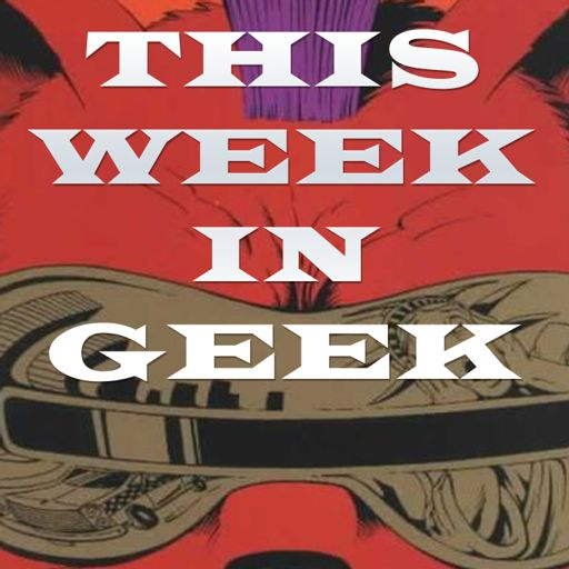 Cover art for podcast This Week in Geek