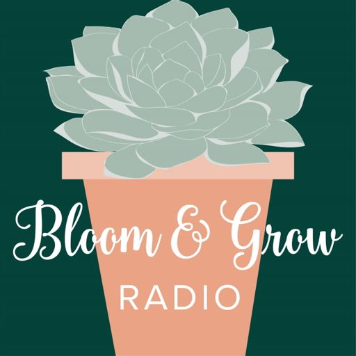 Cover art for podcast Bloom and Grow Radio