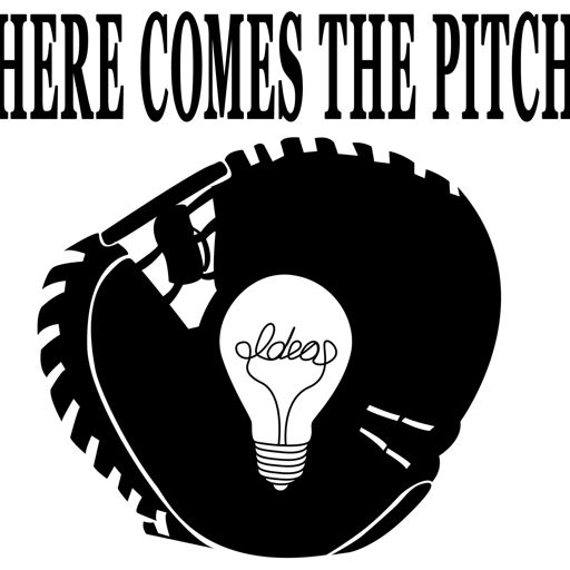 Cover art for podcast Here Comes The Pitch Podcast