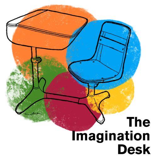 Cover art for podcast The Imagination Desk