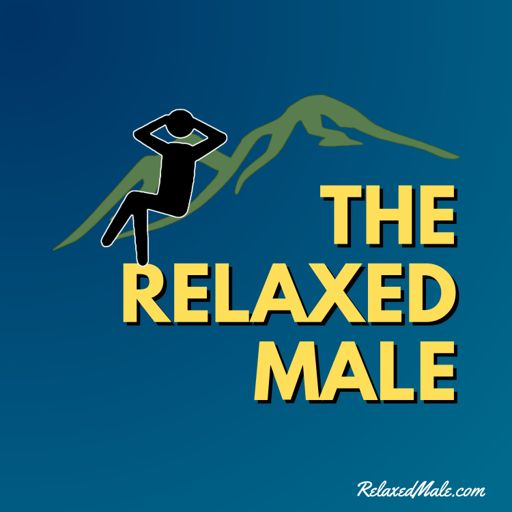 Cover art for podcast The Relaxed Male Podcast