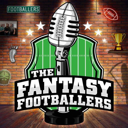 Cover art for podcast Fantasy Footballers - Fantasy Football Podcast