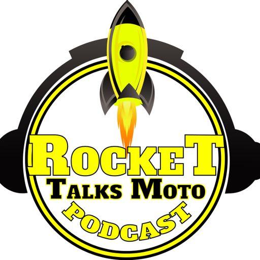 Cover art for podcast Rocket Talks Moto