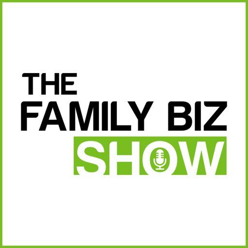 Cover art for podcast The Family Biz Show