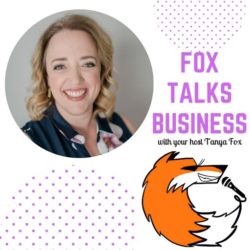 Cover art for podcast Fox Talks Business Podcast