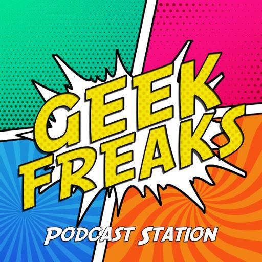 Cover art for podcast Geek Freaks