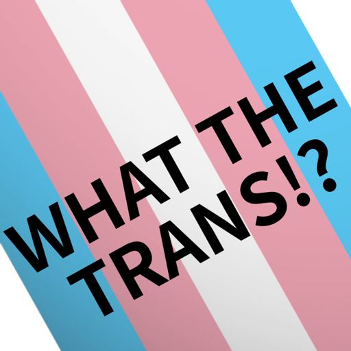 Cover art for podcast What The Trans!?