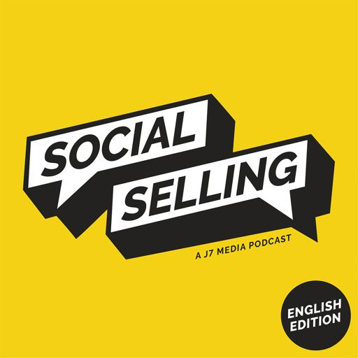 Cover art for podcast Social Selling - English edition