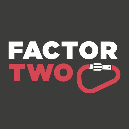 Cover art for podcast Factor Two