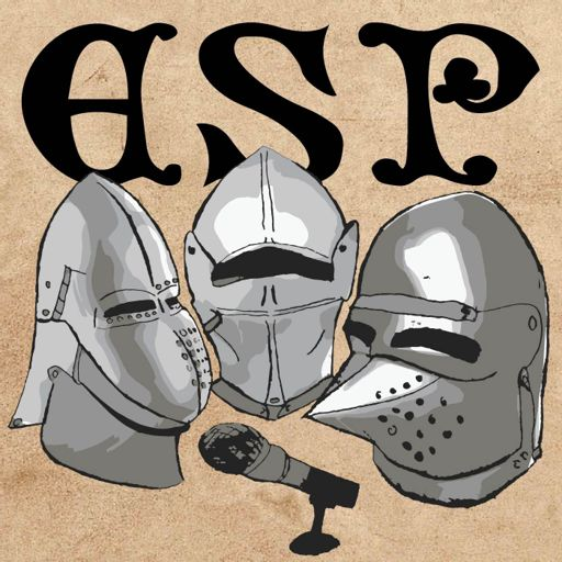 Cover art for podcast English Swordplay Podcast