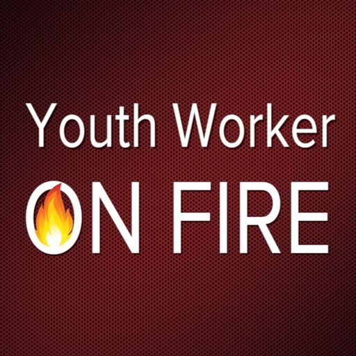 Cover art for podcast Youth Worker On Fire Podcast