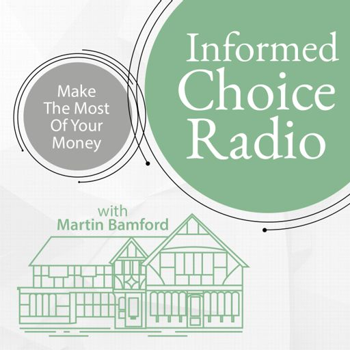 Cover art for podcast Informed Choice Radio Personal Finance Podcast