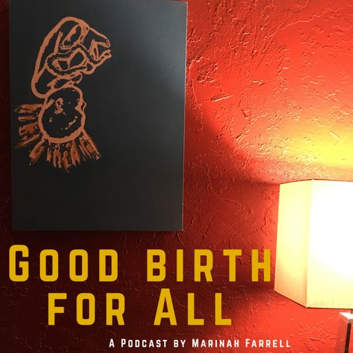 Cover art for podcast Good Birth for All