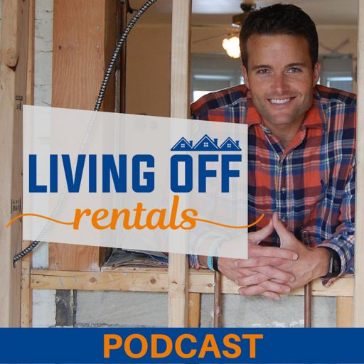 Cover art for podcast Living Off Rentals