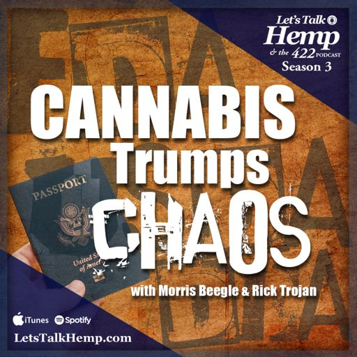 Cover art for podcast Let's Talk Hemp and The 422